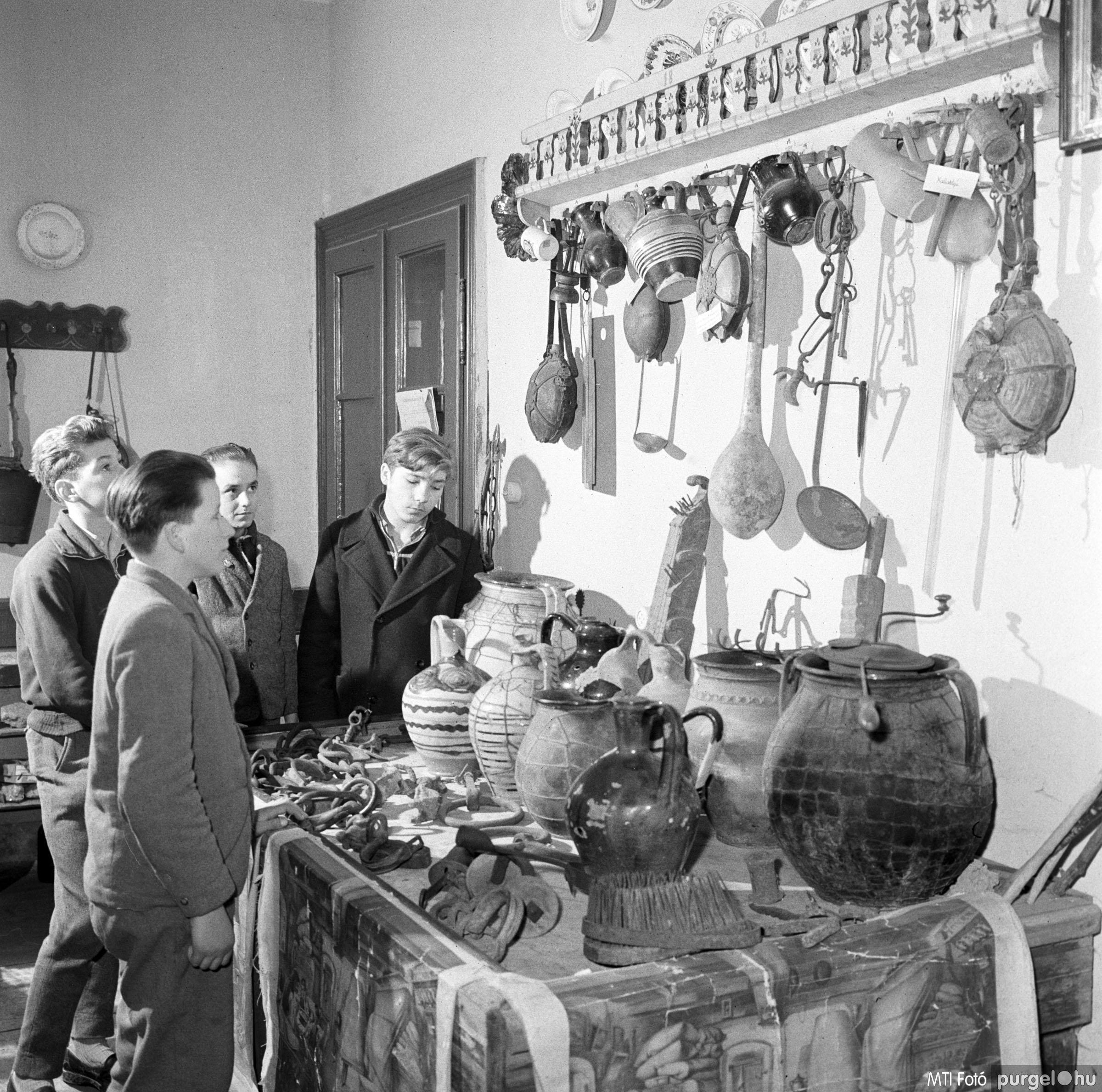Falumúzeum II. Szegvár, 1962. április 2.