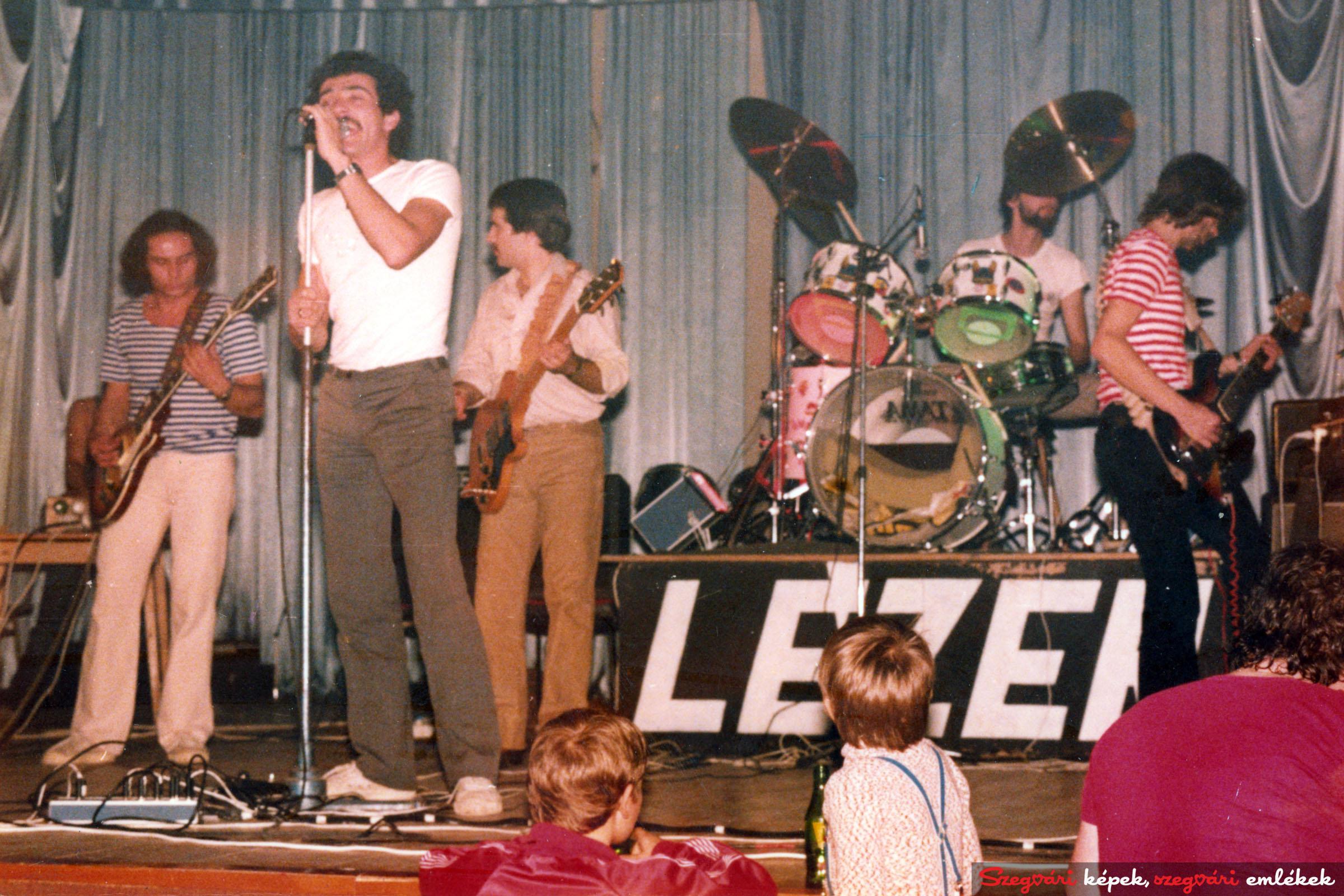061 Lézer Rock 1980-1983. 004 – Fekete tulipántól a Lézerig,