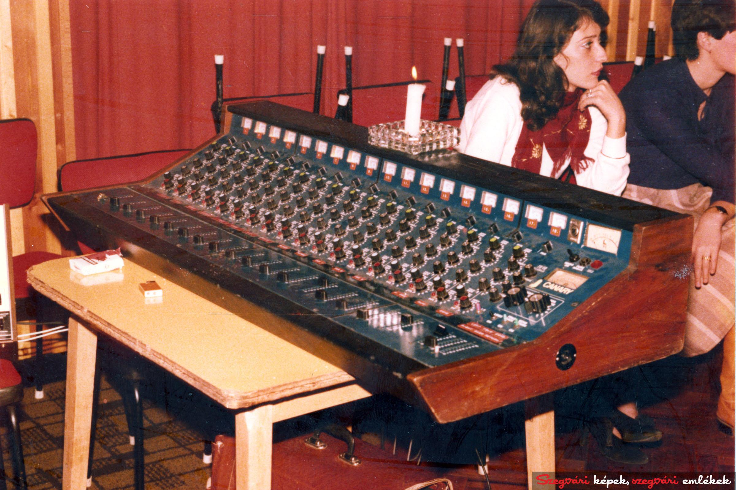 070 Lézer Rock 1980-1983. 013 – Fekete tulipántól a Lézerig,