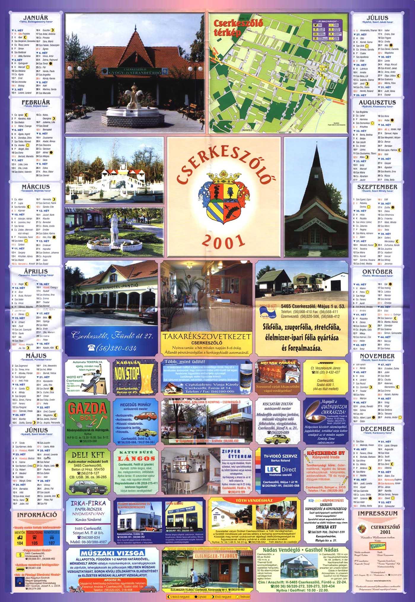 12-Cserkeszolo2001Falinaptar-2000