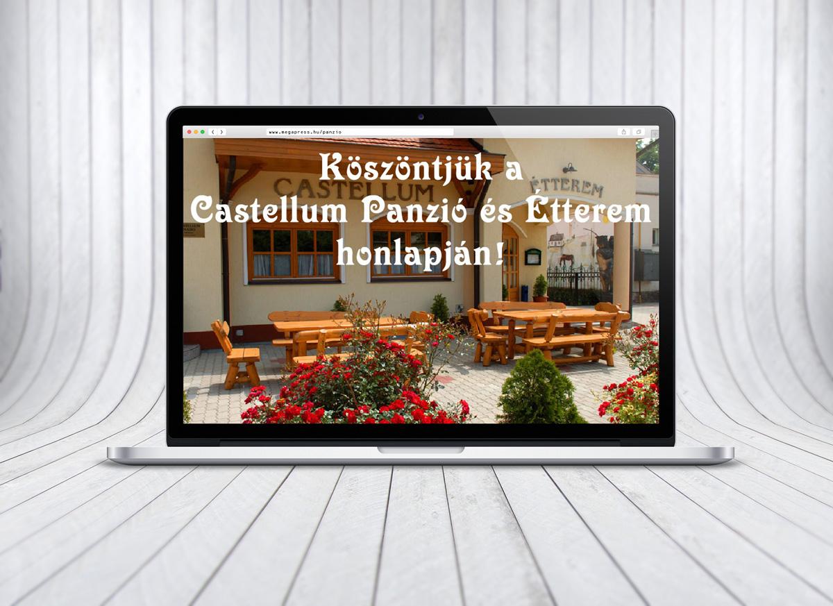 CastellumPanzioEsEtterem